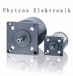 德国 Phytron-Elektronik 直流电机