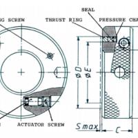 AMTEC K-6.104液压螺母的描述