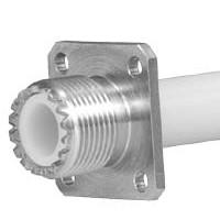 GES高压连接器S系列7320005 HS20 PTFE