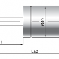 HAHN-GASFEDERN F 10-40锁紧气弹簧