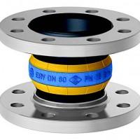 Elaflex ERV - GS HBNR 黄色钢丝氢化丁腈橡胶系列膨胀节