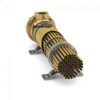 funke C300 504-6-2weg管式换热器