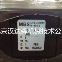 mbs 传感器 ASR 14.3