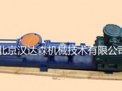 UNIVERSAL螺杆泵SSP3型号简介