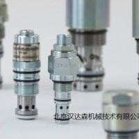 bucher hydraulics节气门止回阀(堆叠安装)SRDA/SRDB