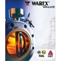 德国Warex Valve阀门广泛应用于化学,食品和制药行业