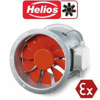 德国Helios风机DV EC 200产品应用
