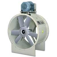 sodeca HGTX系列轴流风机带外部电机