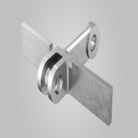 woelm支架螺母  用于滑动门不锈钢材质