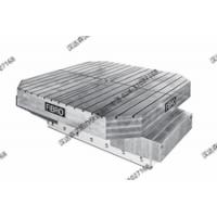 FIBRO重型 - 双驱动数控回转工作台介绍