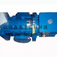 ALLWEILER AG螺杆泵NBT系列