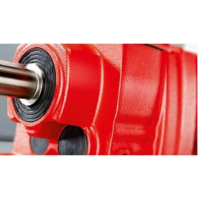 SEW 斜齿轮-蜗轮蜗杆减速机S系列
