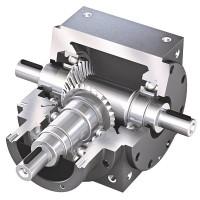 GRAESSNER KS系列螺旋锥齿轮减速机