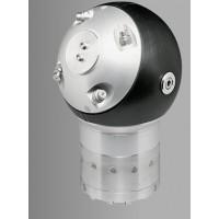 Blickle 实心钢制法兰轮毂 特殊脚轮  原装进口  德国原厂