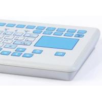 INDUKEY不锈钢工业键盘