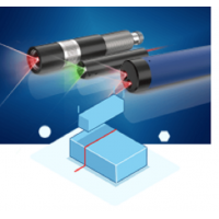 Z-LASER 在3D 扫描中的应用中的激光光源