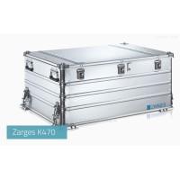 Zarges K424XC全套设备包 带锁和轮子的安全运输箱