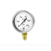NUOVAFIMA弹簧管压力表OM用于食品卫生工业