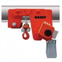 德国Hadef提升葫芦_Hadef原厂发货卷扬机