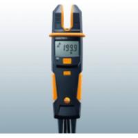 Testo的空气温度测量探头准确测量空气温度