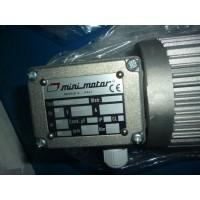 MINI MOTOR齿轮减速电机MC 244 PT - B3