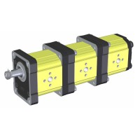 VIVOIL(VIVOLO)标准法兰铝制液压泵应用领域