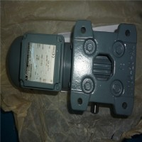 Bauer伞齿轮减速电机BG10-D08LA4-TF-K