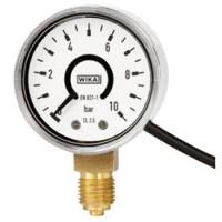 WIKA公司是生产压力和温度测量仪表