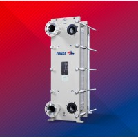 德国FUNKE风凯专业生产各种标准换热器