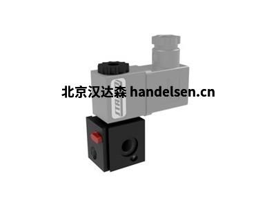 STASTO 紧凑型汽缸 NSKU16-100-F