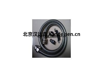 HILGENDORF橡胶插入式软管,黑色1006025