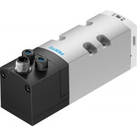 Festo空气电磁阀VSVA-B-B52-D-D1-1R5L