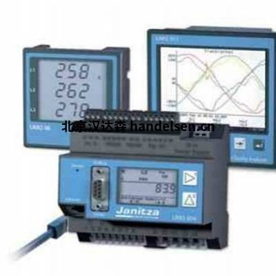 janitza多功能功率分析仪UMG 96RM-E型号