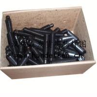 HALDER推力螺丝 带有塑胶衬垫 EH 22760.