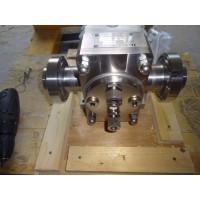 Pomac卫生液环泵SP-LR用于泵送空气或气体含量高的液体