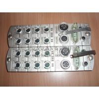 德国MURR IP69K 不锈钢分线盒MVP12 Steel