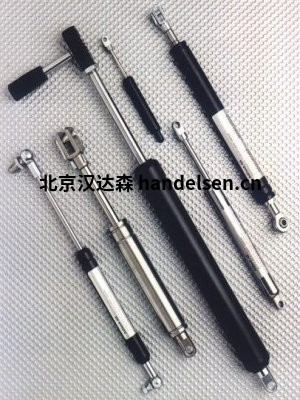 HAHN-Gasfedern 不锈钢V2A系列的拉伸弹簧