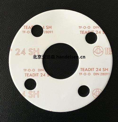 TEADIT 流体密封 普通金属嵌件的石墨板 垫片板