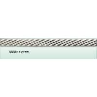 JAKOB 不锈钢绞线10810系列∅ 2mm