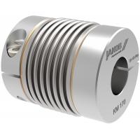 JAKOB 金属波纹管联轴器KM80