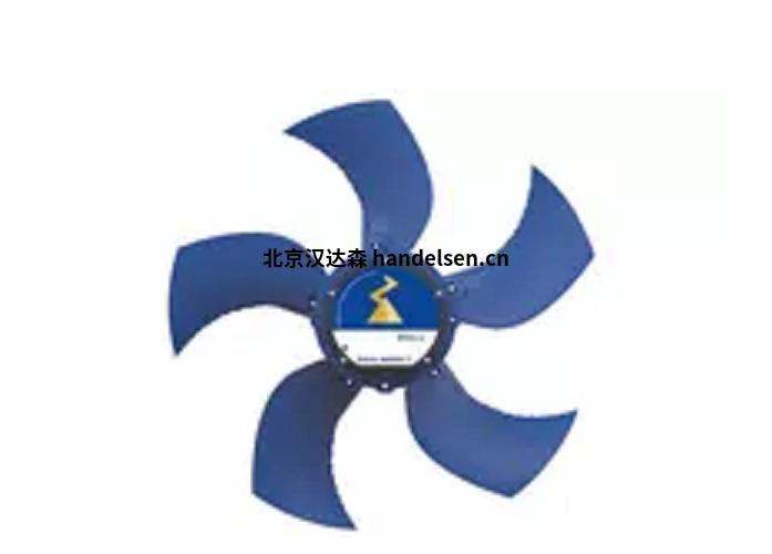 德国Ziehl-Abegg施乐百轴流风机