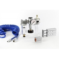 HANSA-FLEX生产各种直径的软管和各种应用