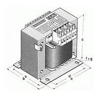 德国EMB-Wittlich变压器 ES0.05型号介绍