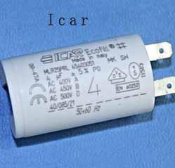 意大利 Icar 启动电容、平衡电容