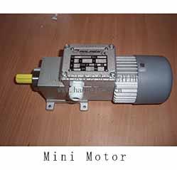 意大利 Mini Motor 铝制减速电机