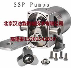 德国 SSP 齿轮泵