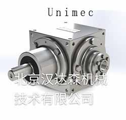 意大利 Unimec 变向减速机