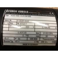 Georgii Kobold电动机KOD446-1A-8DM-MB型号参数