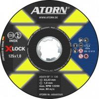 ATORN钢和不锈钢切割盘 货号:76116250