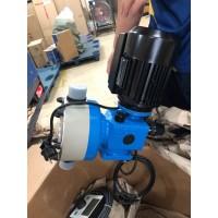SERA高压金属隔膜泵安装说明
